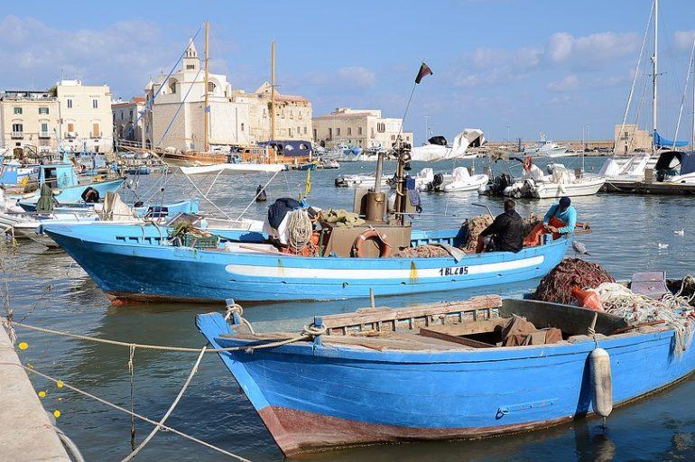 Apulia: lato na południu Włoch – opowiadanie