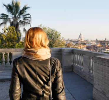 Turystyczny Rzym w wersji slow