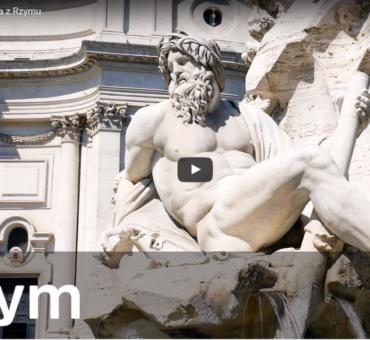 """Ja w filmie """"Travelerzy"""" - co zobaczyć w Rzymie"""