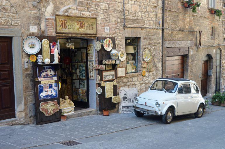 Umbria: podróż w rytmie slow