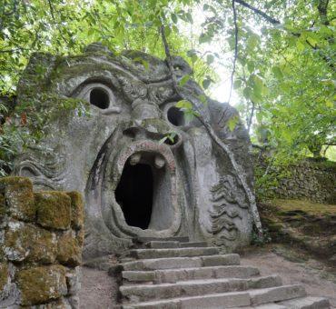 Park Potworów w Bomarzo
