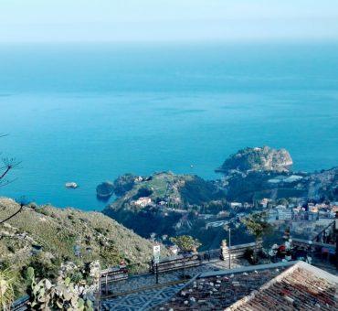 Castelmola – sycylijska miejscowość, z której nie chce się wyjeżdżać