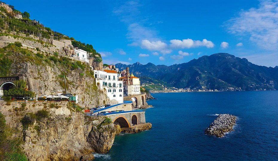 W drodze do Amalfi