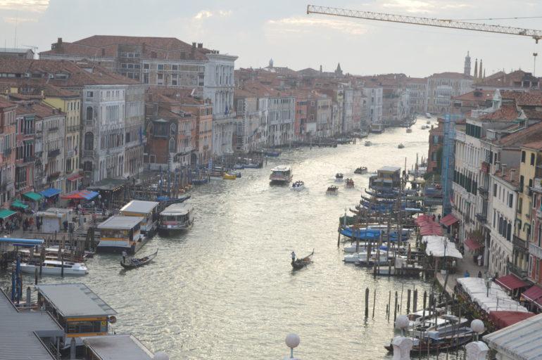 Fondaco dei Tedeschi: bezpłatny taras widokowy w Wenecji