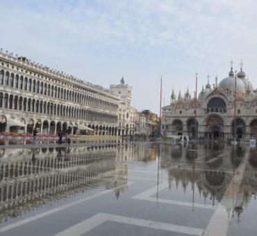 Listopad w Wenecji