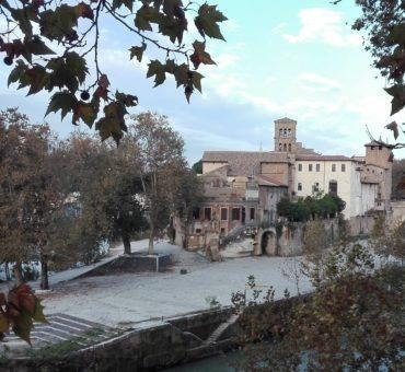 Wyspa Tyberyjska: jedyna taka wyspa w Rzymie