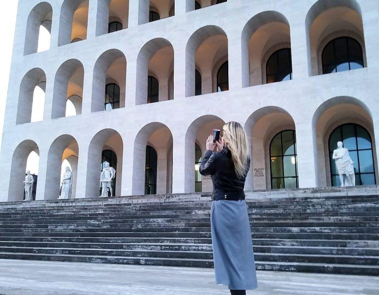 Moje ulubione Koloseum Kwadratowe