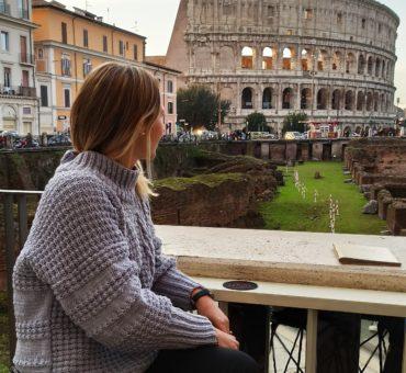 Bar z widokiem na koszary gladiatorów