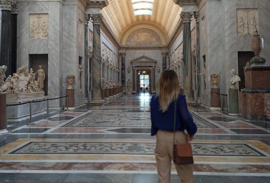 Muzea Watykańskie – wizyta prawie prywatna