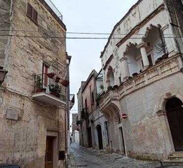 Oria – powolna podróż po Apulii