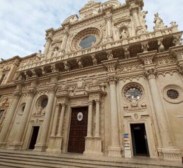 Spacer po Lecce – stolicy apulijskiego baroku