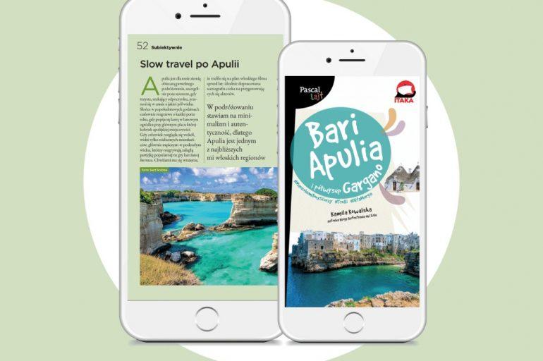 Zapisz się na newsletter i pobierz fragment przewodnika po Apulii