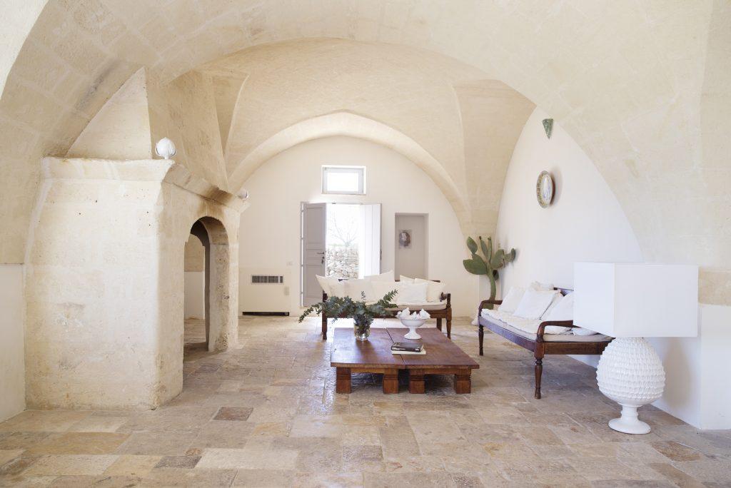 Masserie w Apulii